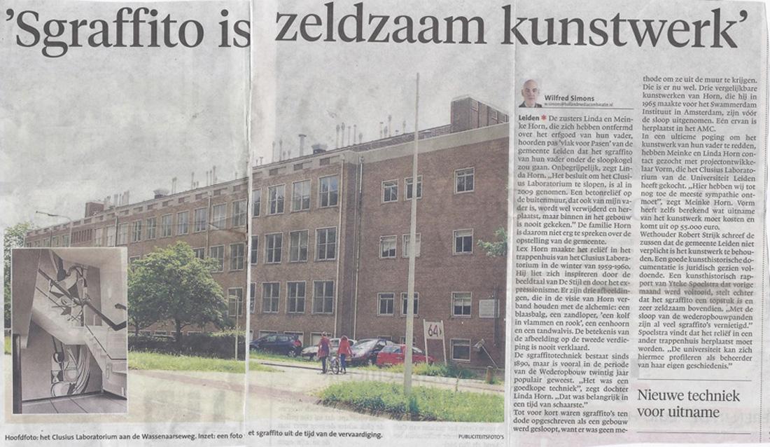 artikel-Leidsch-Dagblad-10-4-2015
